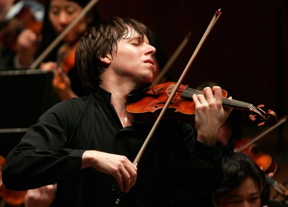 Joshua Bell by Chris Lee