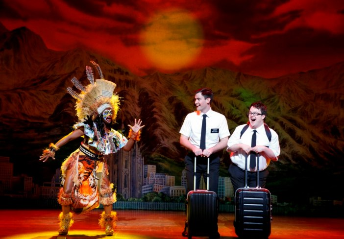 The Book of Mormon Company - The Book of Mormon (c) Joan Marcus 2016 [2]
