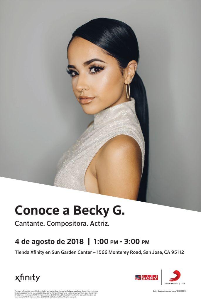 Becky G San Jose