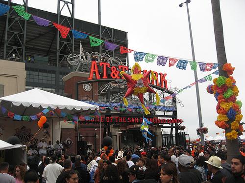 Fiesta Gigantes