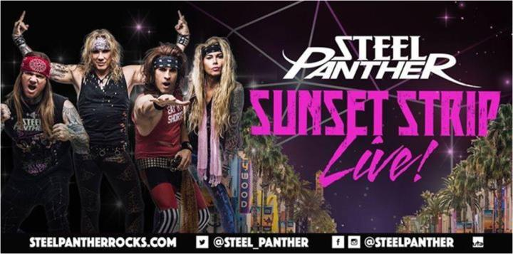 Steel Panther SC
