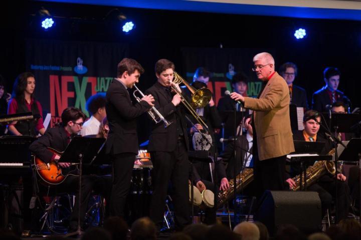 Northgate_High_Jazz_Band_NGJF_2018_0046(C)Monterey Jazz Festival David Royal 2