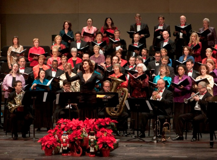 Carols in the California - Symphony Silicon Valley Chorale