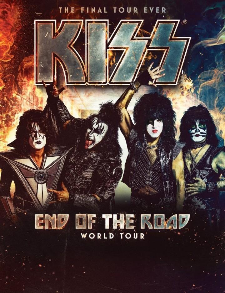 Kiss 2019