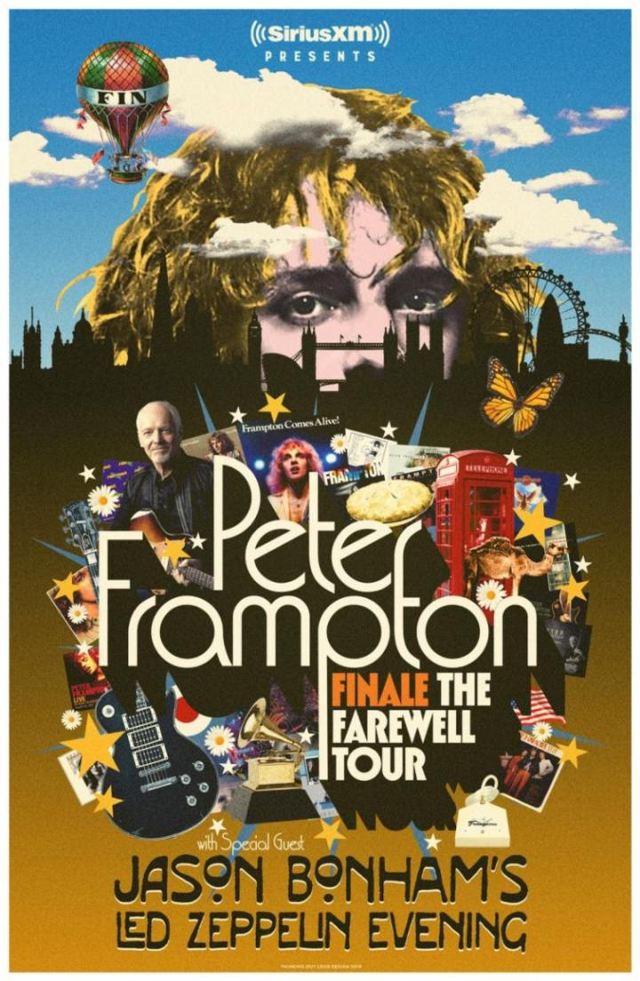 Peter Frampton Press Release