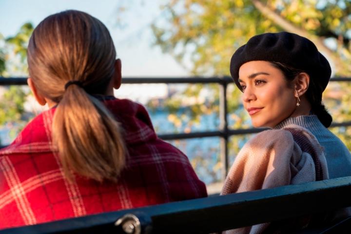 Vanessa Hudgens stars in SECOND ACT