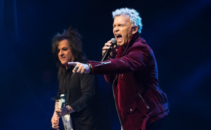 billy idol mty 5