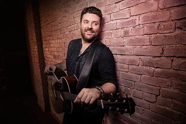 chris young press release