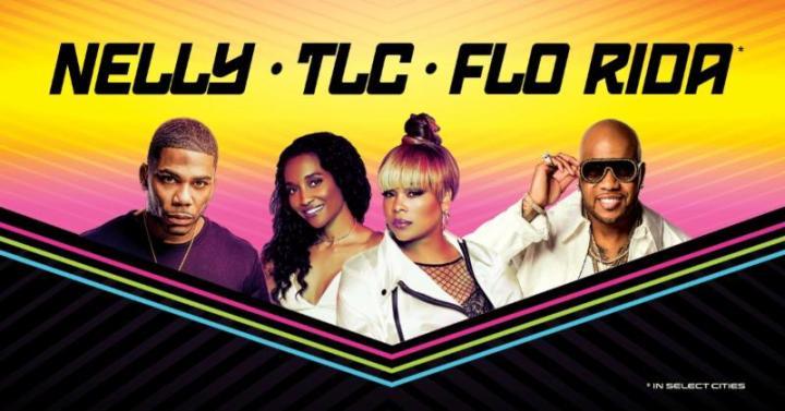 Nelly TLC Flo Rida