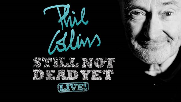 Phil Collins On Sale Now