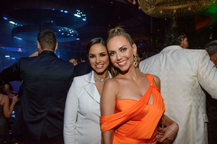Ana Jurka y Jessica Carrillo disfrutan de THE AFTER fiesta oficial de Telemundo y Universal Music Latin Entertainment en celebración de los Premios Billboard de la Música Latina