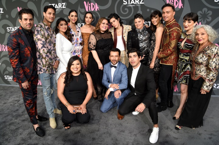 "STARZ' Los Angeles ""Vida"" Season 2 Red Carpet Premiere And Party"