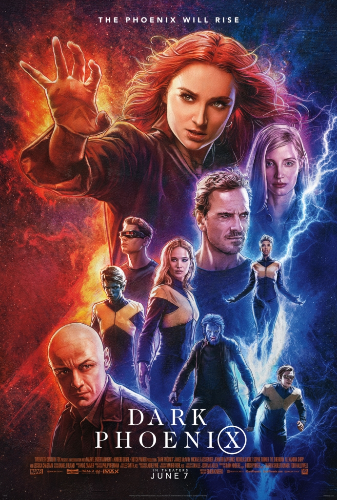 DarkPhoenix_Poster 2