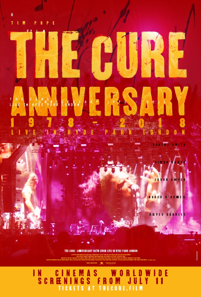 Key Art_ The Cure_ Anniversary 1978-2018 Live at Hyde Park
