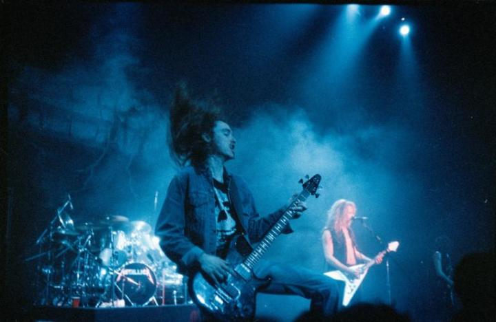 Cliff Burton Photo 1