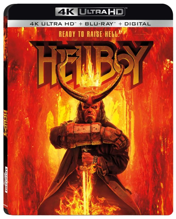Hellboy Box art