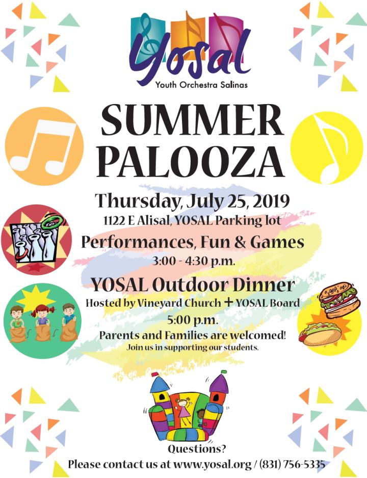 YOSAL Summer 2019 - Copy