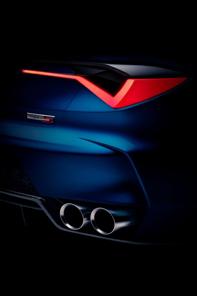 Acura_Type S_Teaser Image