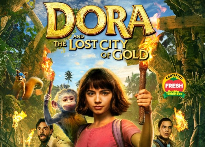 Movie Trend Dora And The Lost City Of Gold That inspiration @KoolGadgetz.com