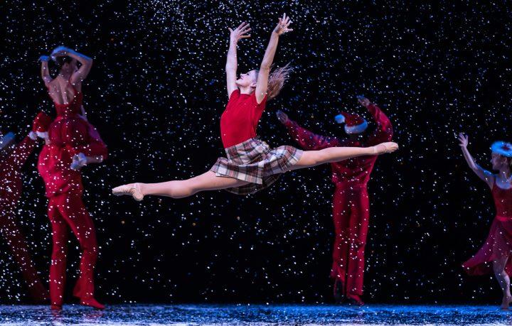 Smuin Dance Xmas Ballet