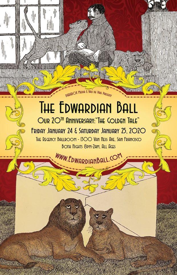 edwardian ball 1